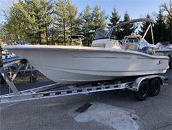 """19'5"""" 2020 Scout Boat Company 195 Sportfish"""