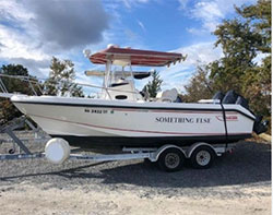 23' 1998 Boston Whaler Outrage