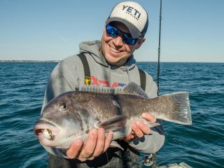 Catching your first tautog comes down to conditions and technique.