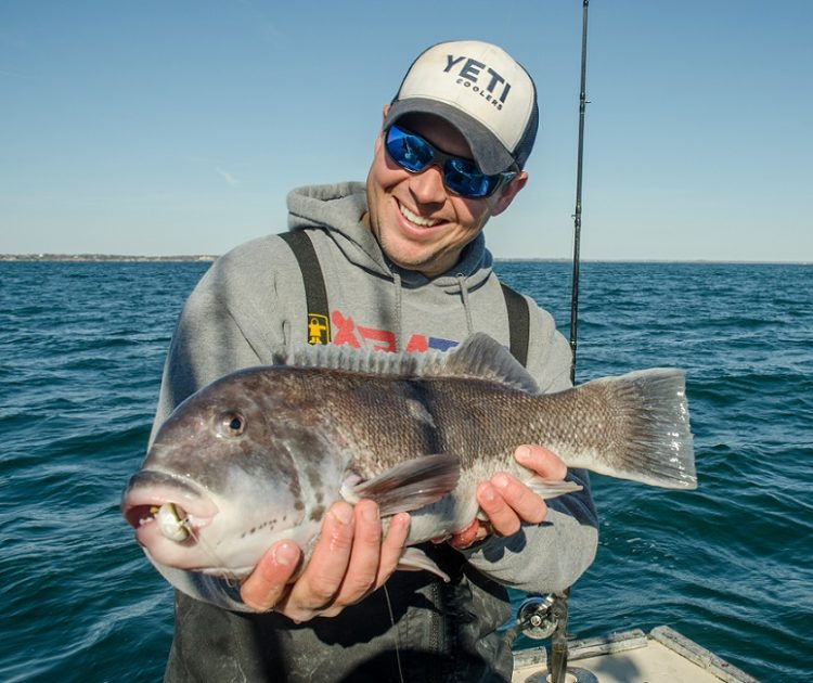 Catching tautog comes down to conditions and technique.
