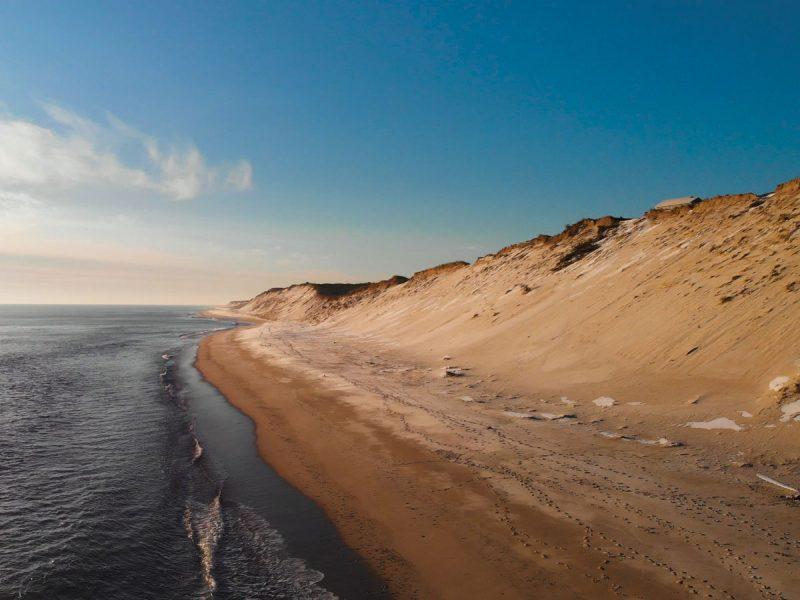 Outer Cape dunes