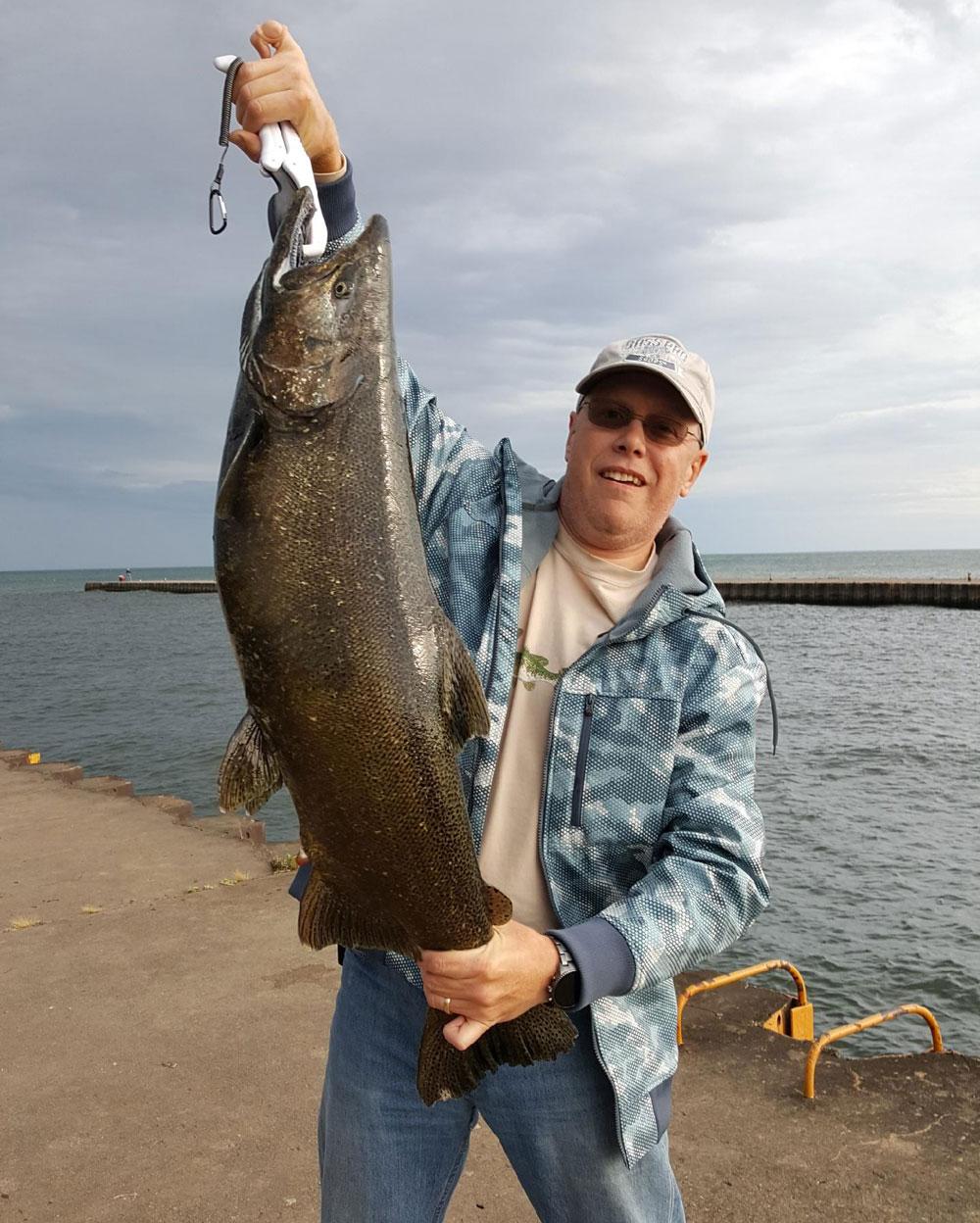 Aaron Cobaugh king salmon