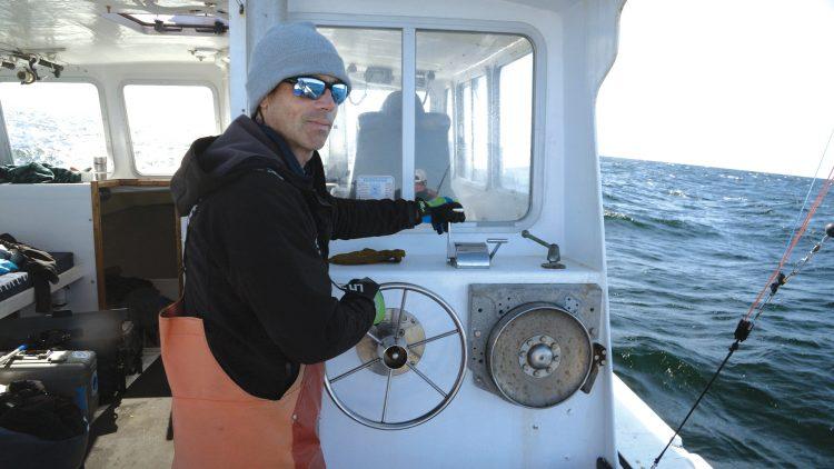 Capt. John Clothier, Fish Chatham Charters, 508-237-7210