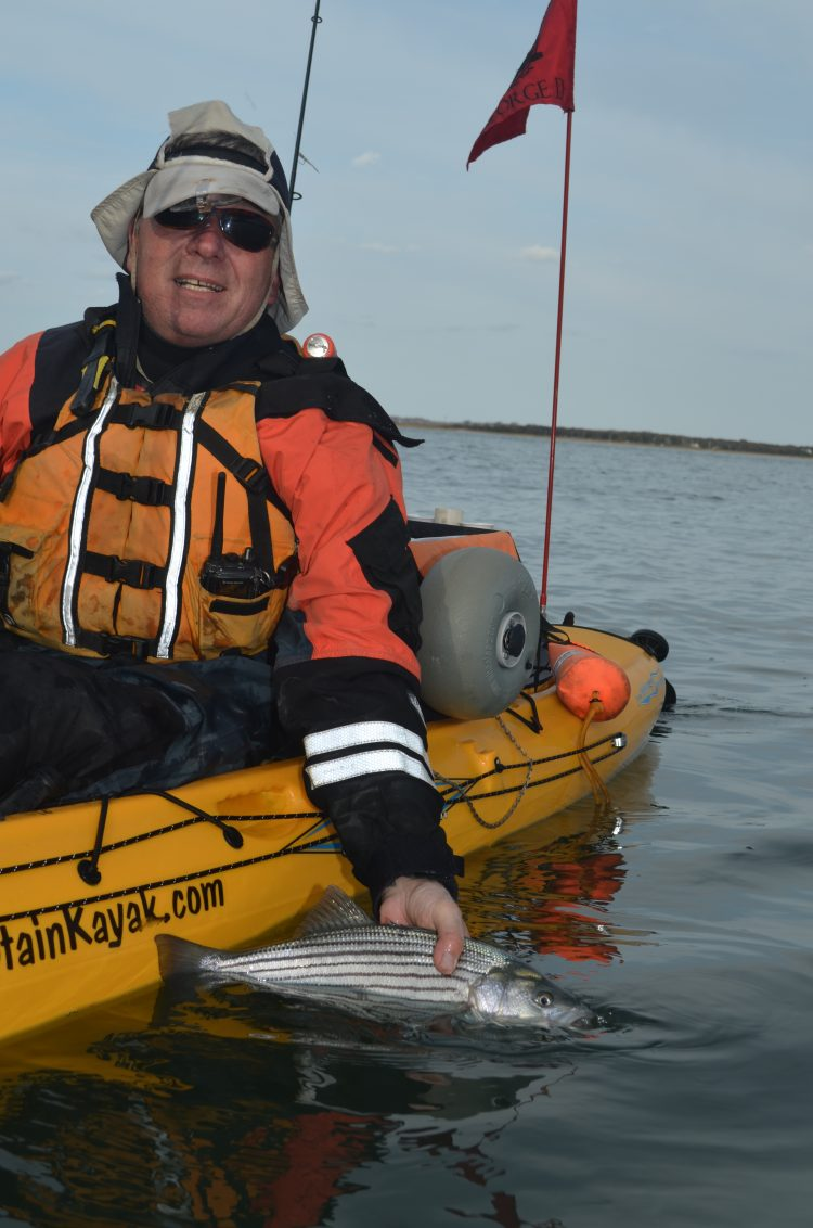 Micro bass can be taken from shore, kayaks, or small boats that can negotiate shallow water.
