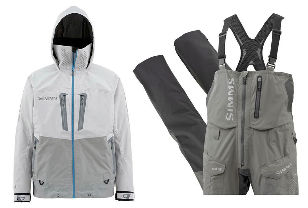 Simms Pro Dry Jacket and Bib
