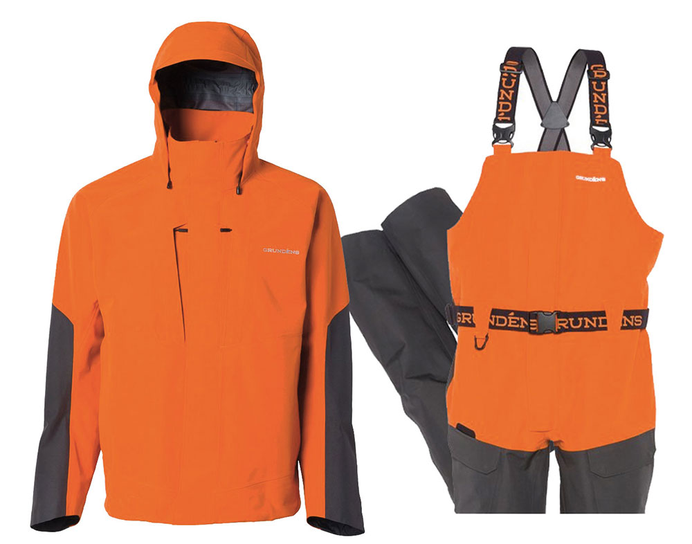 Grundens BuoyX Jacket and Bib