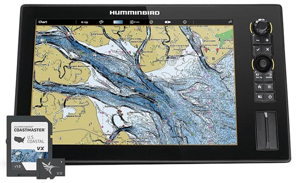 Humminbird Coastmaster Chart