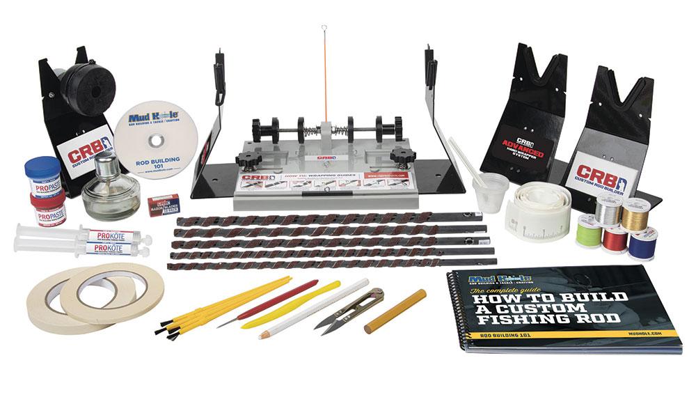 Mud Hole Basic Rod-Building Start-Up Supply Kit