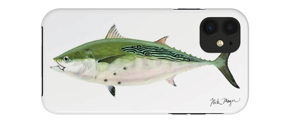 Nick Mayer Art Tough Phone Case