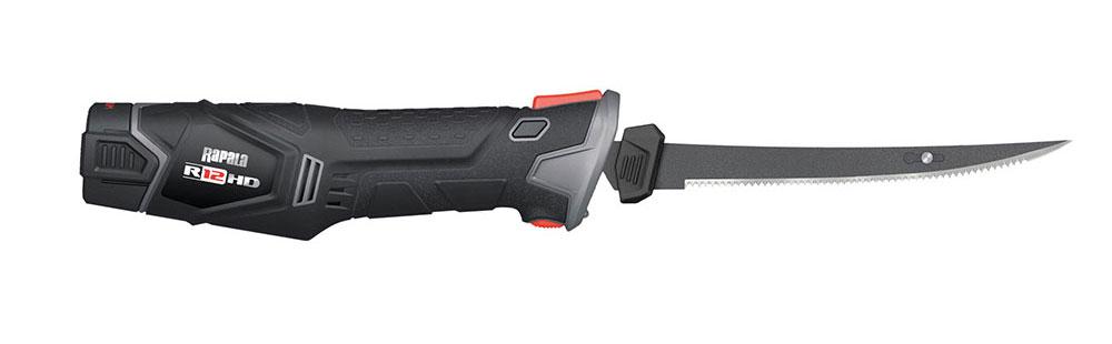 Rapala R12 Heavy-Duty Fillet Knife