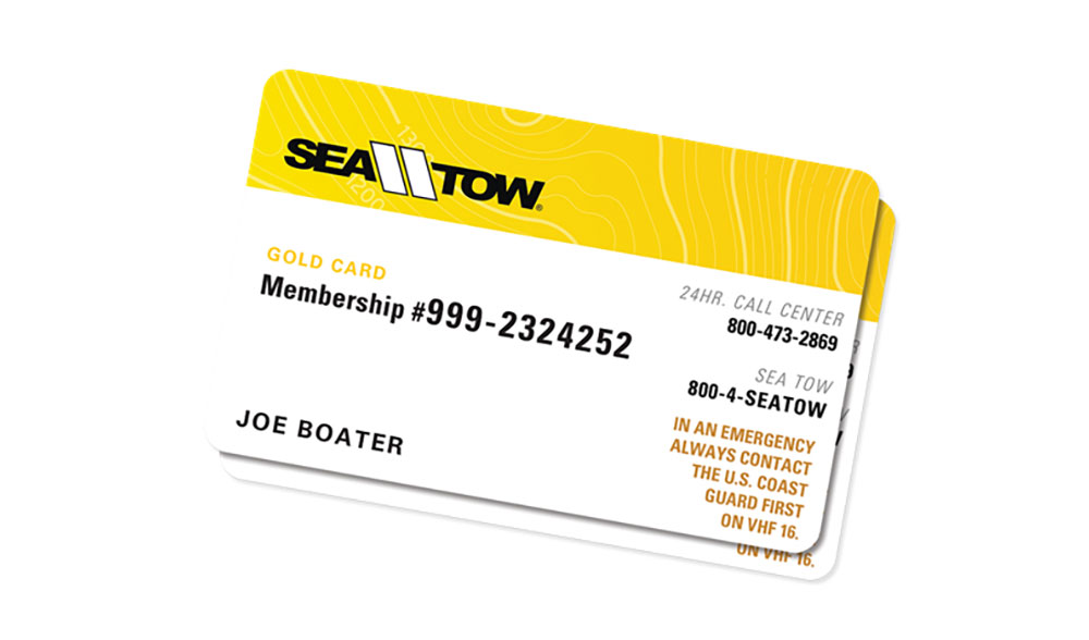Sea Tow Gold Card