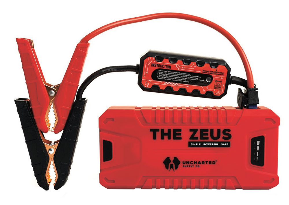 Uncharted Supply Co. The Zeus