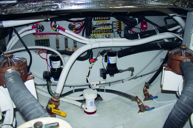 Winter is a great time to clean and inspect every system on your boat.