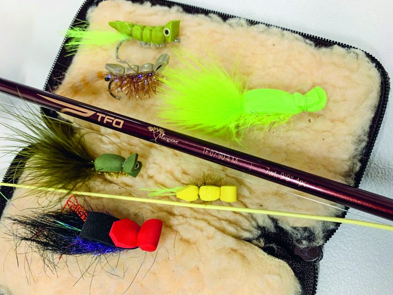 The Gurgler fly is a foam pattern that can be tied in many ways to catch everything from striped bass, to pond bluegills, and Florida tarpon.