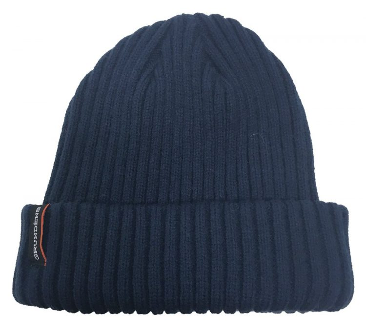 The Grundens Windchop Beanie will keep you ultra-warm on and off the water during the cold-weather months.