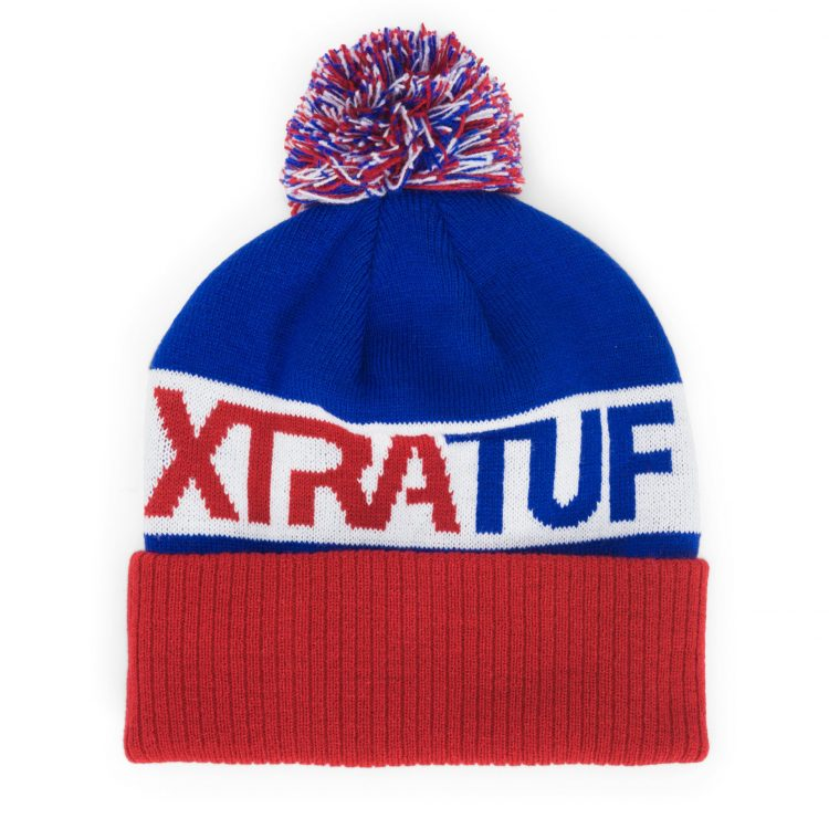 A vintage unisex beanie cold-weather hat with a classic winter look.