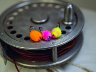 Learn why Chris Jackson's version of the Clown Egg Fly is a better pattern for trout and salmon.