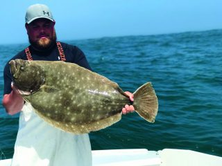 Discover some of the best and most productive bottom-fishing hotspots to catch a double-digit doormat fluke in the northeast.