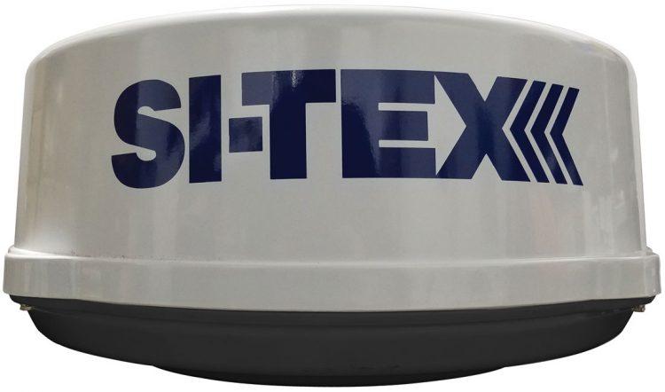 Si-Tex MDS-12 4kW Network Radar
