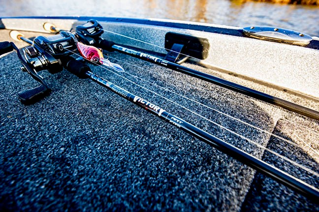 St. Croix releases details of its all-new American-made bass-centric rod series.