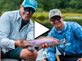 Fly Fishing the Swift River