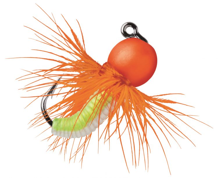 Custom Jigs and Spins JaJe Bug Tungsten Ice Fly