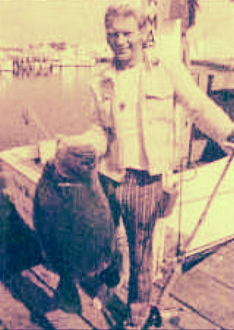 Charles Nappi holds the fluke world record of 22-pounds and 7-ounces; caught at Montauk in 1975.