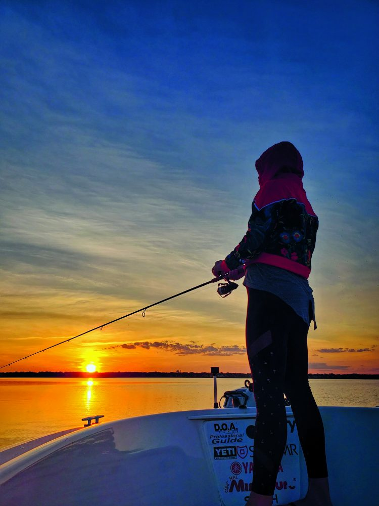 South Jersey Boat Fishing