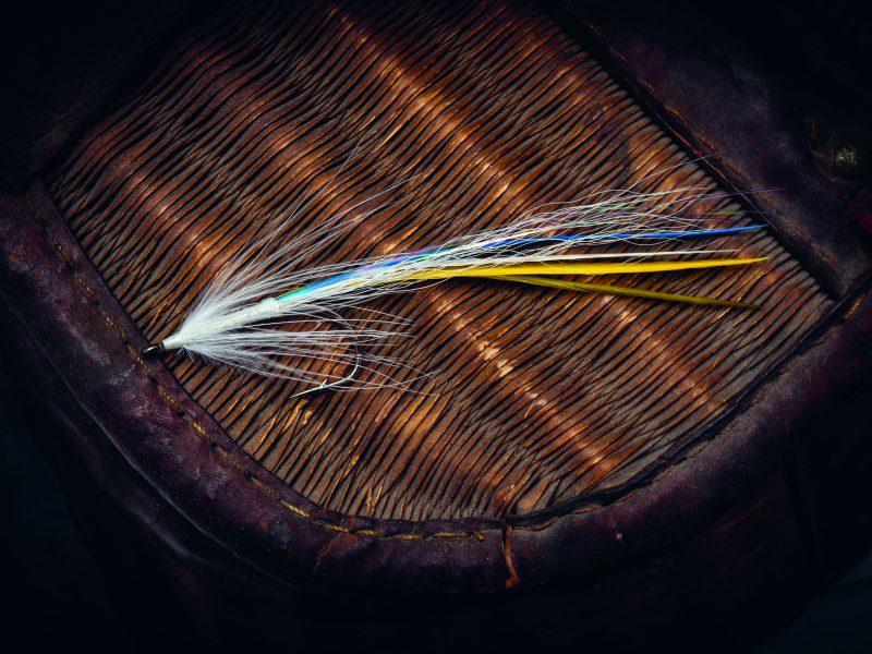 Big Eelie Striper Fly