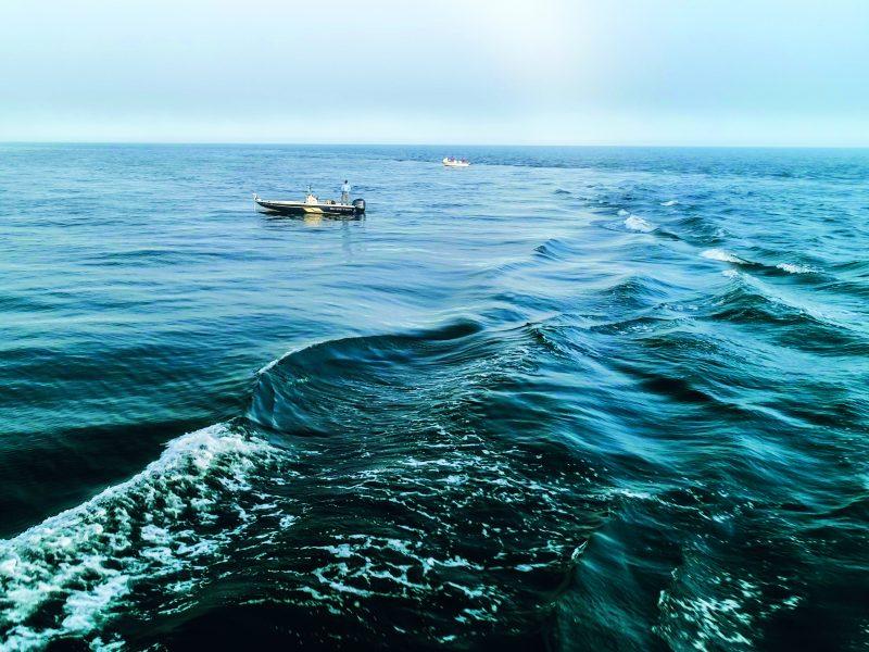 Fishing Drone Photo