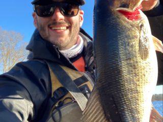 5 Pound Largemouth Bass