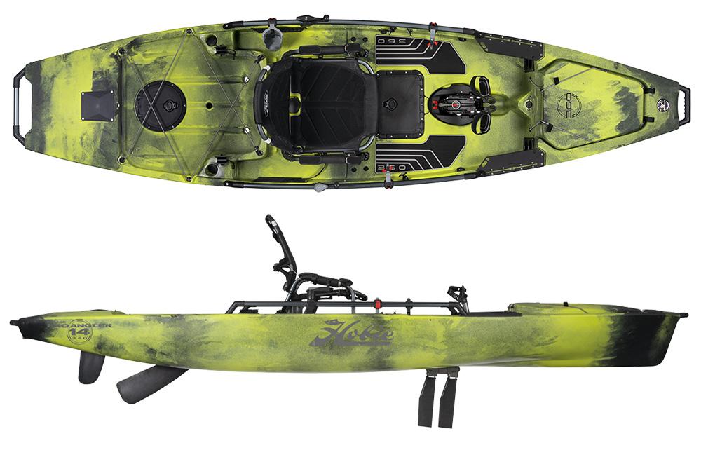 Hobie Mirage Pro Angler 360 Series