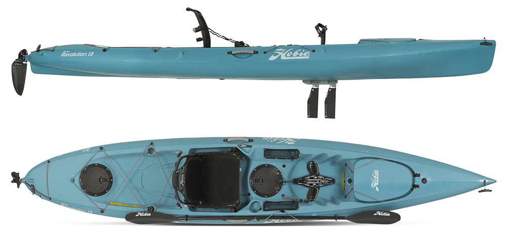 Hobie Mirage Pro Angler Revolution