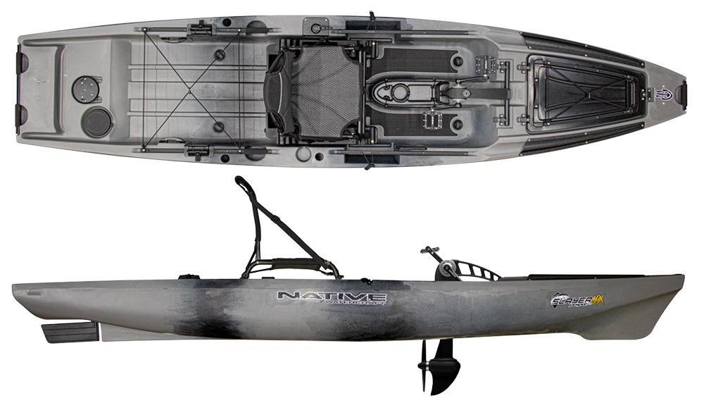 Native Watercraft Slayer Propel 12.5 MAX