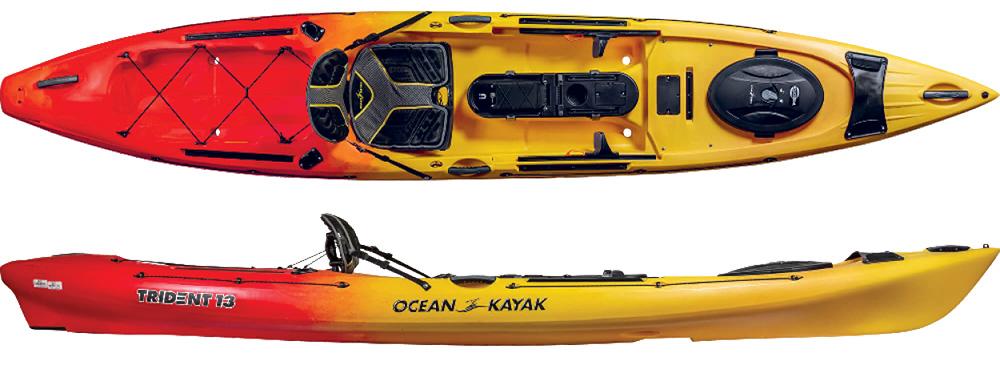 Ocean Kayak Trident Angler