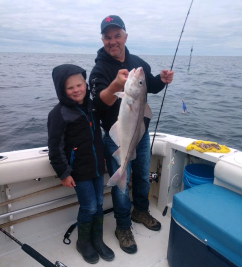 Adventureandcatch haddock