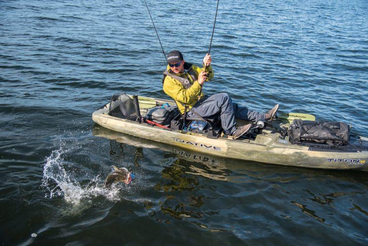 Native Fishing Kayak