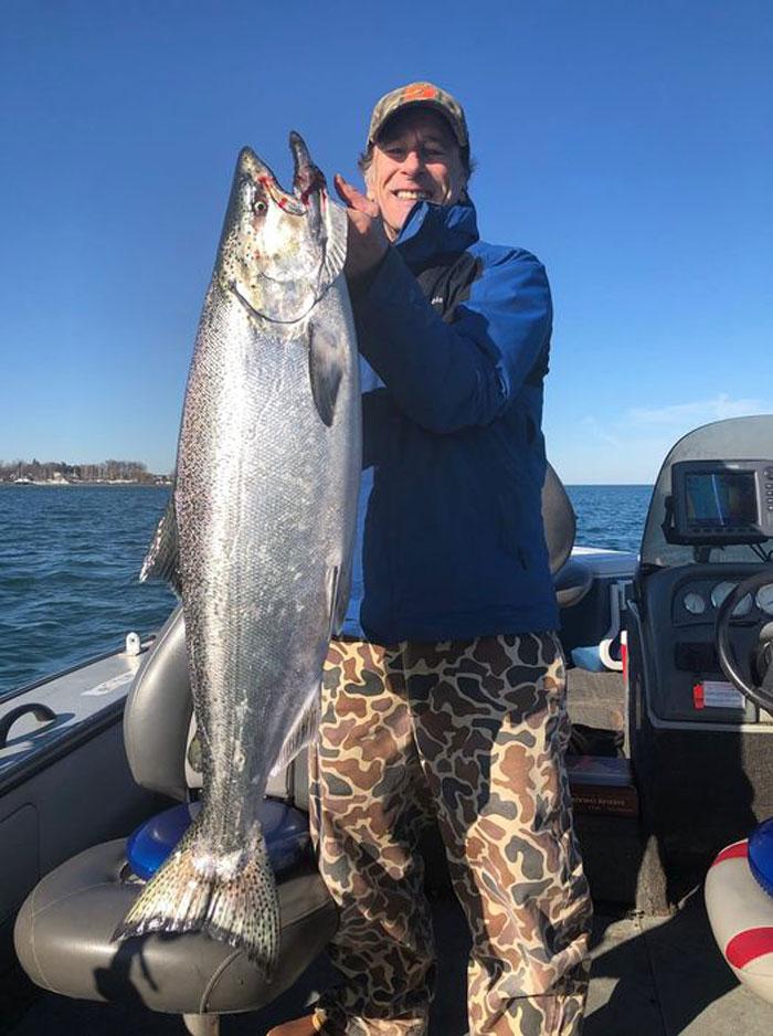 Jon Sharipo king salmon