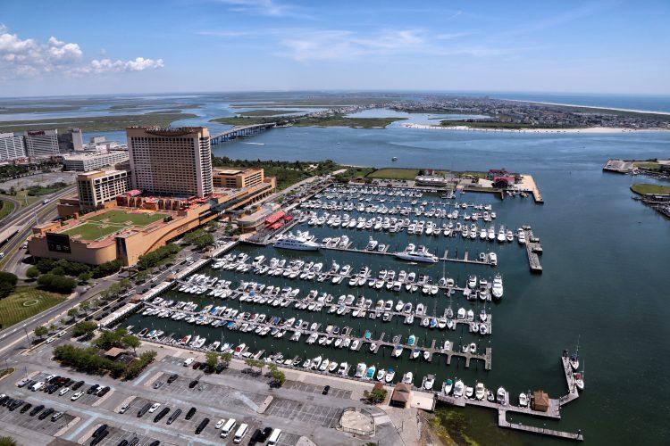 Atlantic City Golden Nugget Marina
