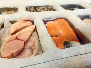 Seafood Case