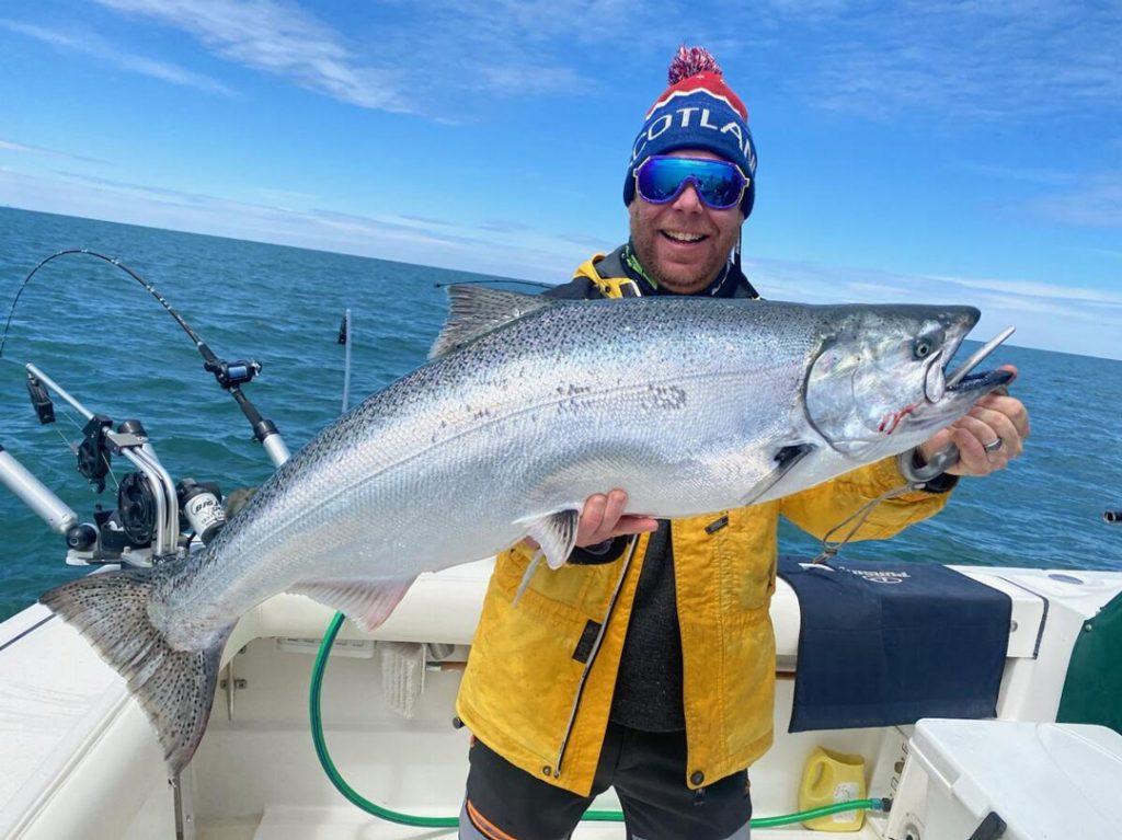Brad king salmon