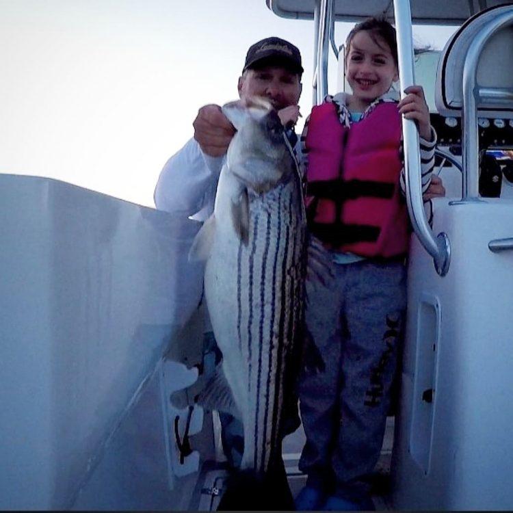 Striped Bass Joe Diorio