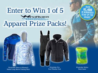 WindRider apparel giveaway