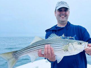 Cape Cod Charter Guys Striper
