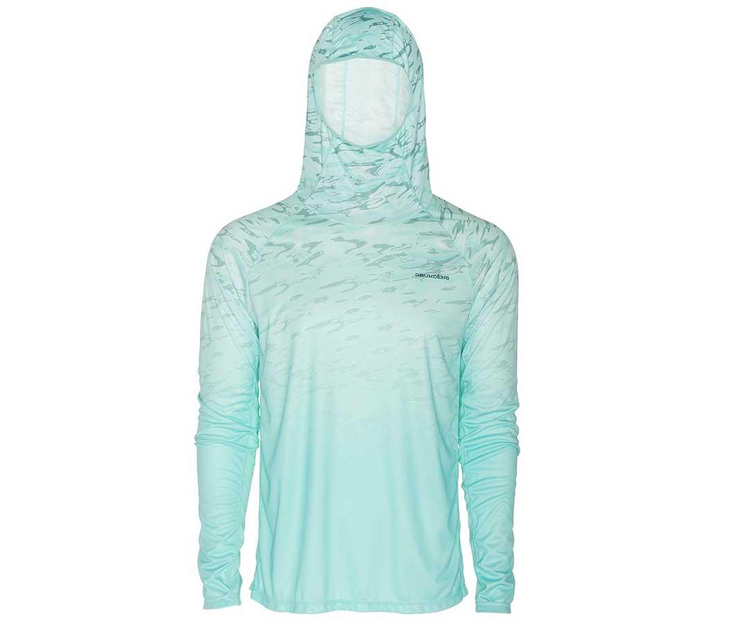 Grundens Solstrale Hooded Shirt