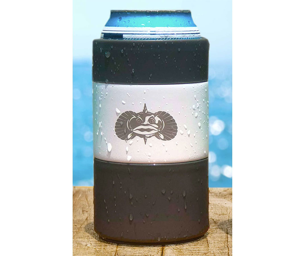Toadfish Non-Tipping Insulated Can Cooler