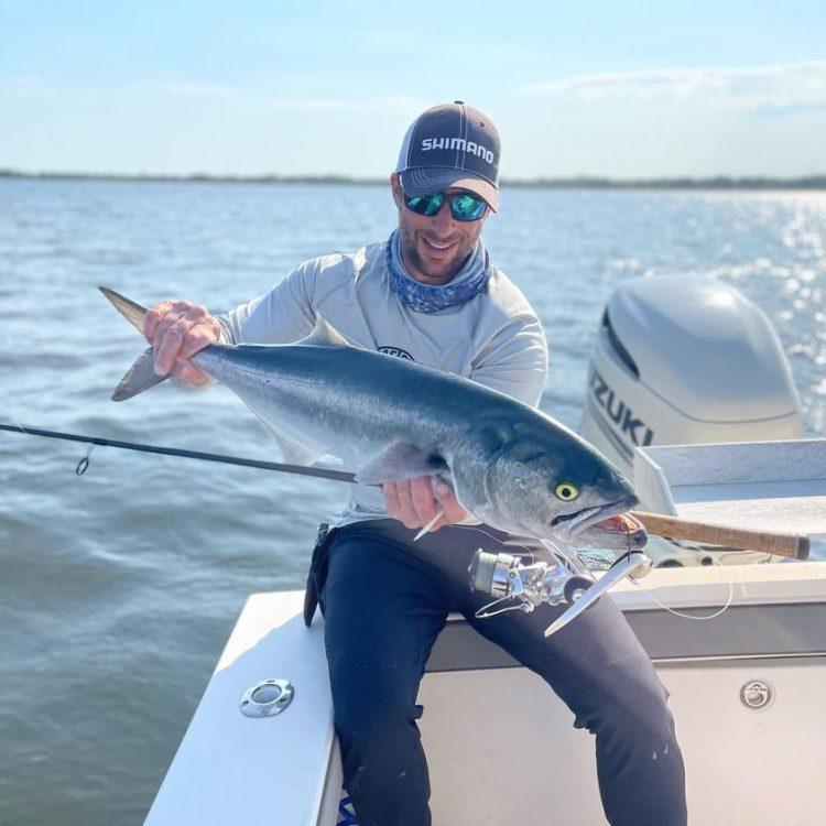 Connecticut bluefish