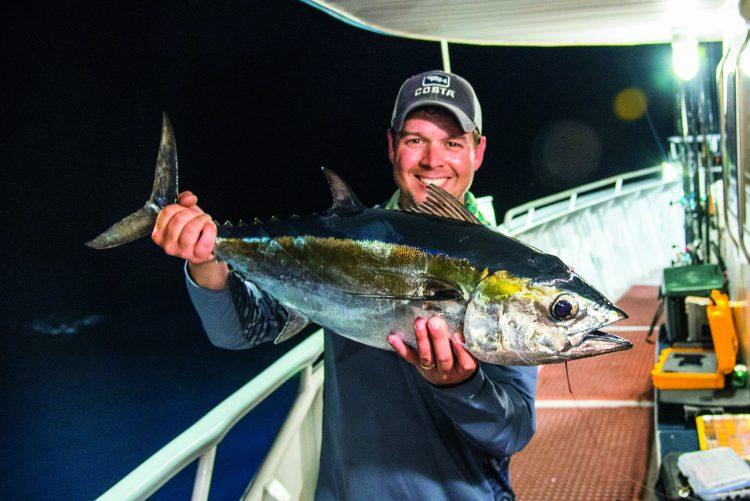Blackfin Tuna Slow Pitch Jiggin