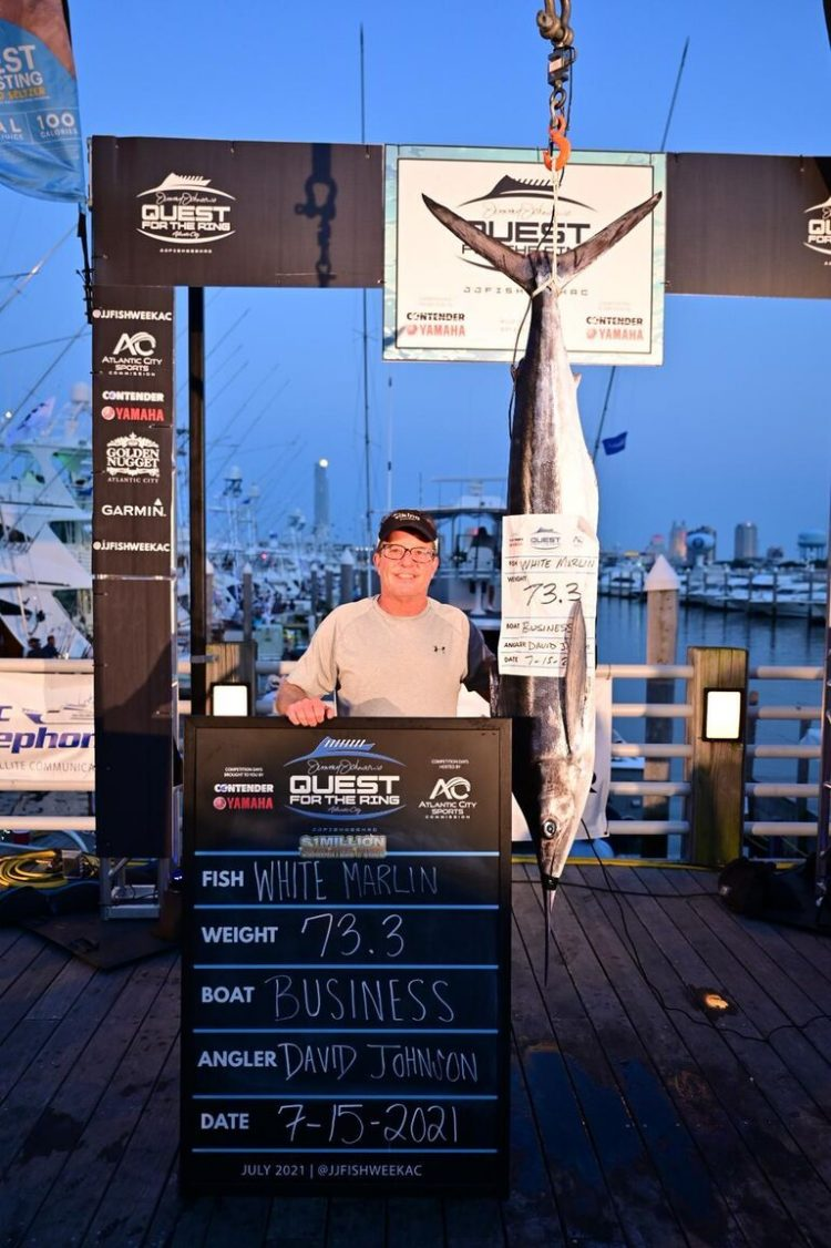 Jimmy Johnson Atlantic City Quest for the Ring Championship Week