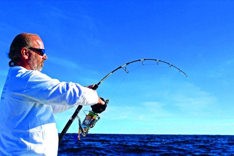 Bluefin Tuna Jigging Rod